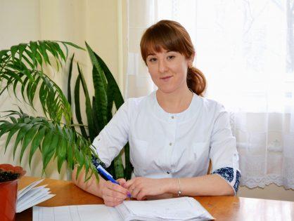 Гончарик Юлія Петрівна
