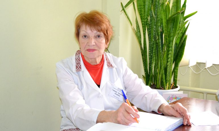 Гуменюк Валентина Захарівна