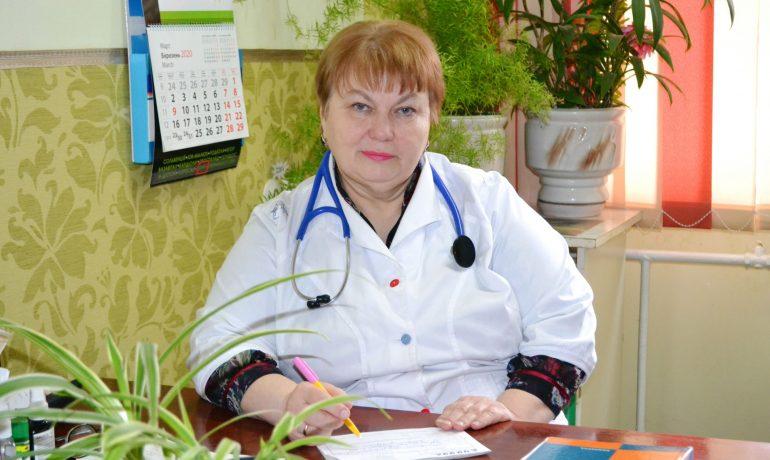 Дмитраш Любов Миколаївна