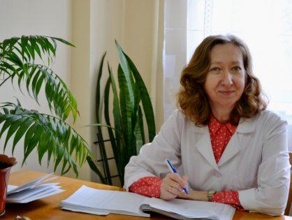Долинна Марія Володимирівна