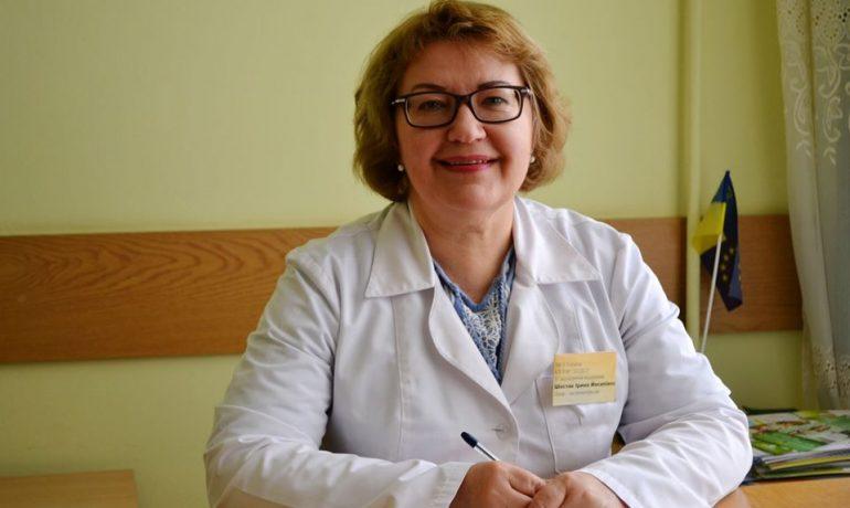 Шостак Ірина Йосипівна