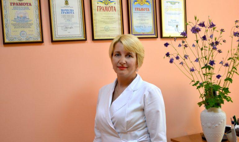 Антонюк Ірина Михайлівна