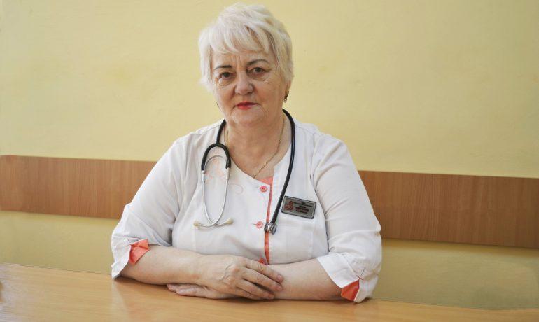 Мостова Любов Петрівна