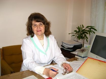 Тхорик Ірина Осипівна