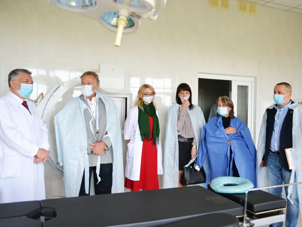 Рентгеноскопічний апарат з ЕОП C аrm-Siemens Arcadis Varis