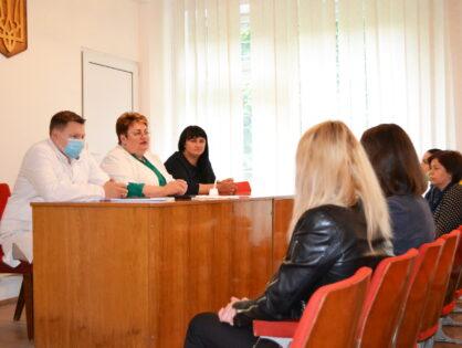 Зустріч лікарів та батьків дітей з орфаними хворобами.