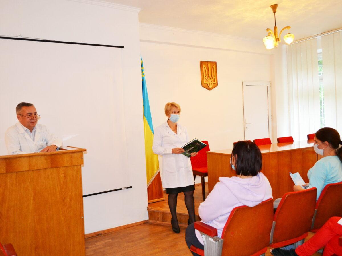 Курси удосконалення по циклу «Сестри медичні дитячих відділень»